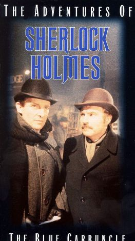 Sherlock Holmes : The Blue Carbuncle