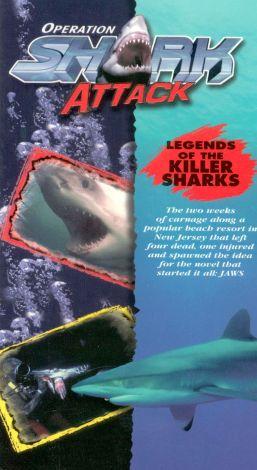 Operation Shark Attack, Vol. 3: Legends of the Killer Sharks