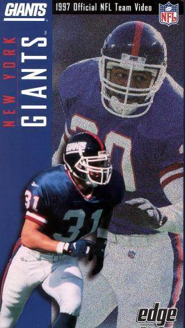 NFL: 1997 New York Giants Team Video