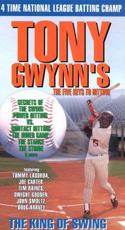Tony Gwynn: The Five Keys to Hitting - The King of Swing