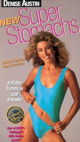 Denise Austin: Super Stomachs