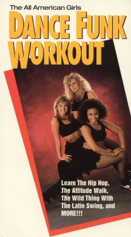 The All American Girls Dance Funk Workout