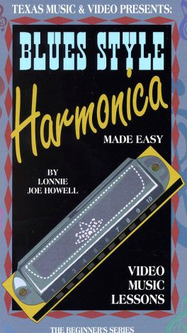 Blues Harmonica Made Easy