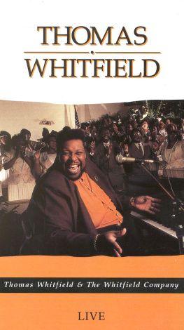 Thomas Whitfield & the Whitfield Company Live