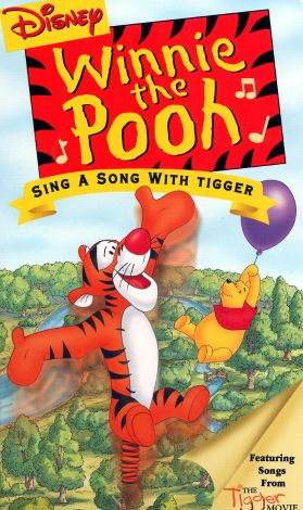 Winnie the Pooh: Sing a Song with Tigger