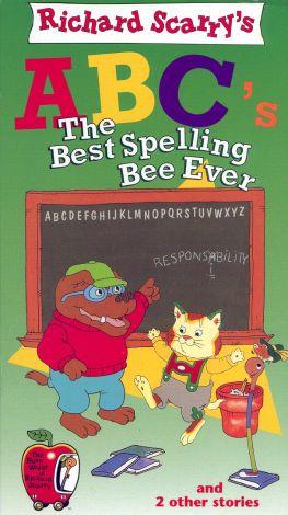 Richard Scarry's Best Spelling Bee Ever