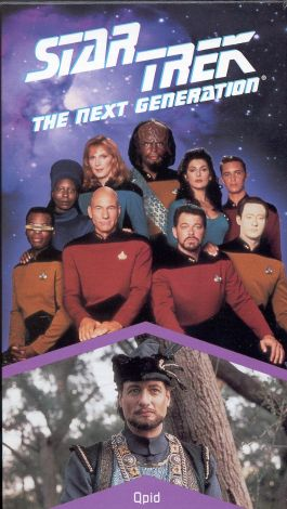 Star Trek: The Next Generation : Qpid