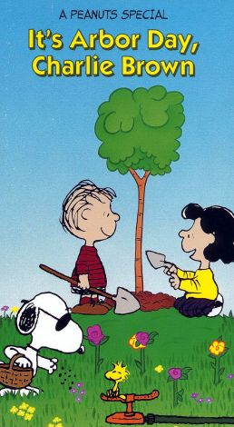 It's Arbor Day, Charlie Brown