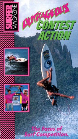 Surfer Magazine: Outrageous Contest Action