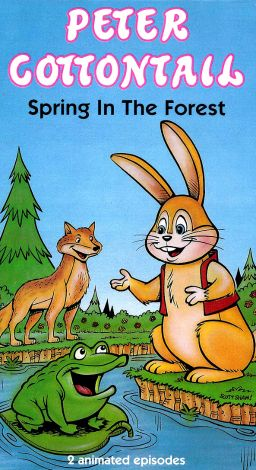 Peter Cottontail: Spring in the Forest