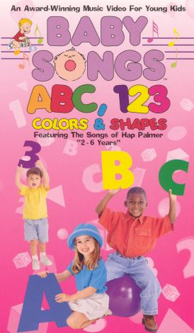Baby Songs: ABC, 123, Colors & Shapes (1999) - | Synopsis ...