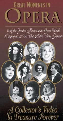 Great Moments in Opera, Vol. 2: Treasures from the Ed Sullivan Show