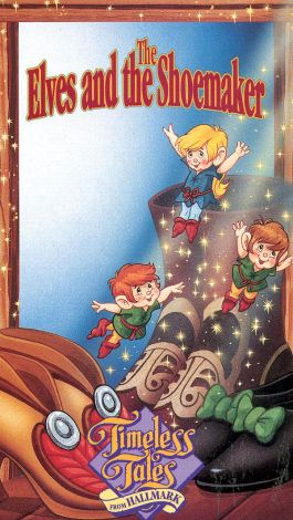 Timeless Tales from Hallmark: The Elves and the Shoemaker