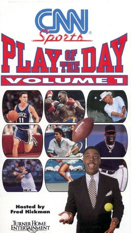 CNN: Sports Play of the Day, Vol. 1