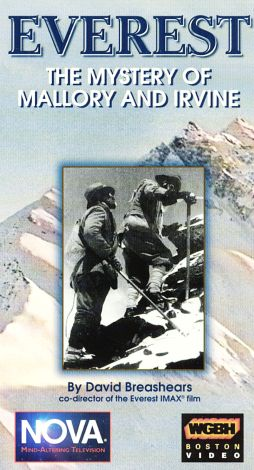 NOVA : Everest: The Mystery of Mallory and Irvine