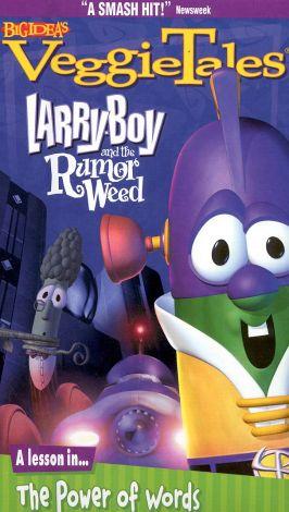 VeggieTales : LarryBoy and the Rumor Weed
