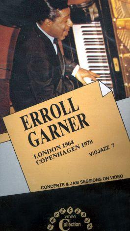 Erroll Garner: London / Copenhagen