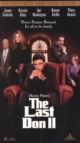 Mario Puzo's 'The Last Don II'