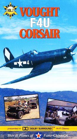 Roaring Glory Warbirds: Vought F4U Corsair