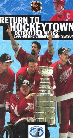 The Official 1998 Stanley Cup Championship: Detroit Red Wings - Return to Hockeytown