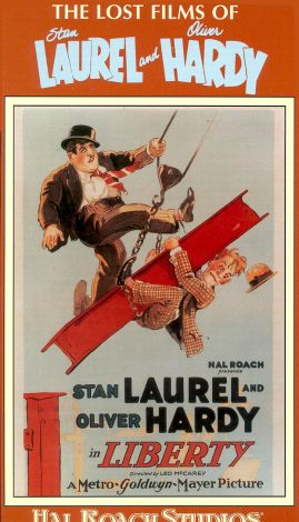 The Lost Films of Laurel and Hardy : Liberty