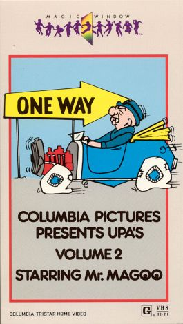 Columbia Pictures Presents UPA's Volume 2: Starring Mr. Magoo