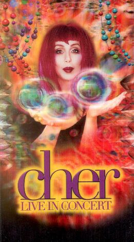 Cher: Live in Concert at the MGM Grand