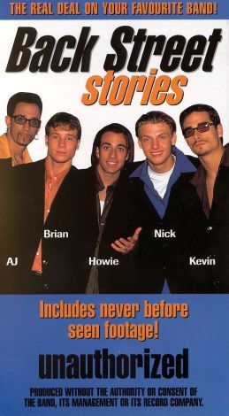 Backstreet Boys: Back Street Stories