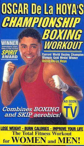 Oscar de la Hoya's Championship Boxing Workout