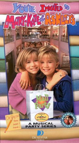 You're Invited To... : Mary-Kate and Ashley's Mall Party