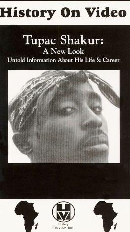 Black Achievers: Tupac Shakur - A New Look