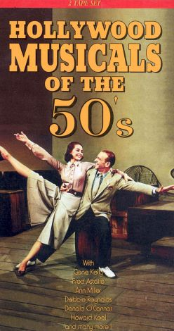 Hollywood Musicals of the 1950s