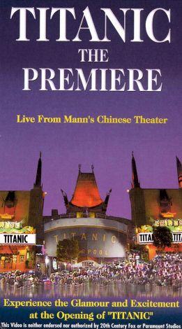 'Titanic' Premiere