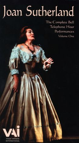 Complete Bell Telephone Hour Performances: Joan Sutherland, Vol. 1
