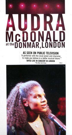 Audra McDonald in Concert