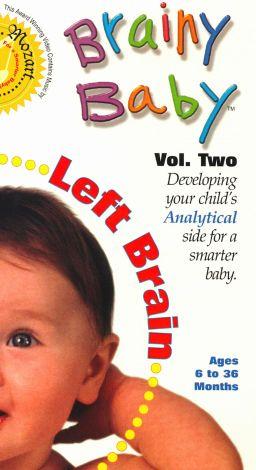 Brainy Baby: Left Brain - Inspires Logical Thinking