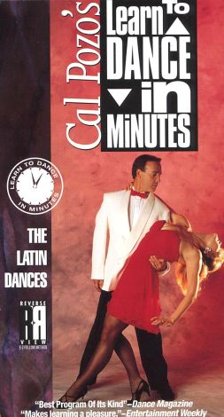 Cal Pozo's Learn to Dance in Minutes: The Latin Dances