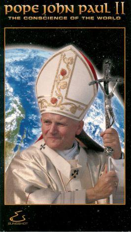 Pope John Paul II Conscience of the World