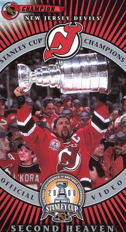 The Official 2000 Stanley Cup Championship: New Jersey Devils - Second Heaven