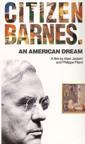 Citizen Barnes. An American Dream