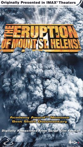 Eruption of Mount St. Helen's
