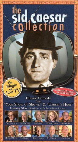 The Sid Caesar Collection: Magic of Live TV