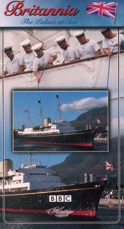 The Britannia: The Palace At Sea