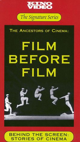 Behind the Screen: Stories of Cinema - Film Before Film
