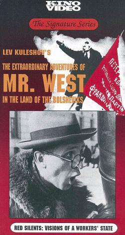 Extraordinary Adventures of Mr. West