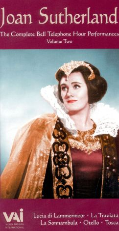 Complete Bell Telephone Hour Performances: Joan Sutherland, Vol. 2