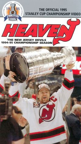 The Official 1995 Stanley Cup Championship: Heaven - New Jersey Devils