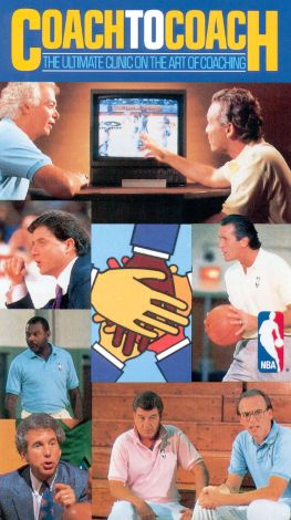Coach to Coach: The Ultimate Clinic on the Art of Coaching