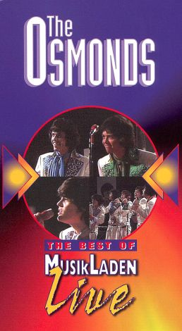 The Best of Musikladen Live: The Osmonds