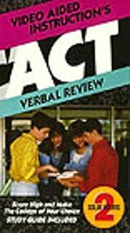 ACT Verbal Review